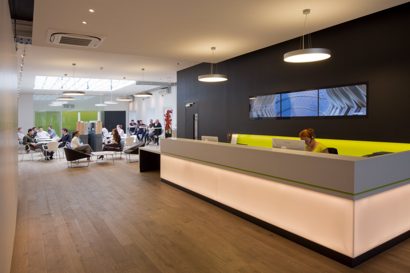 Evolve Electrical Limited Norwich Project Images